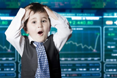 What's day trading?