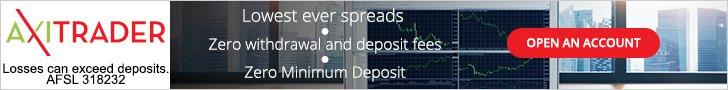 Axitrader bonus offer